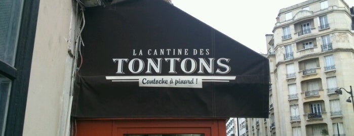 La Cantine des Tontons is one of RestO.