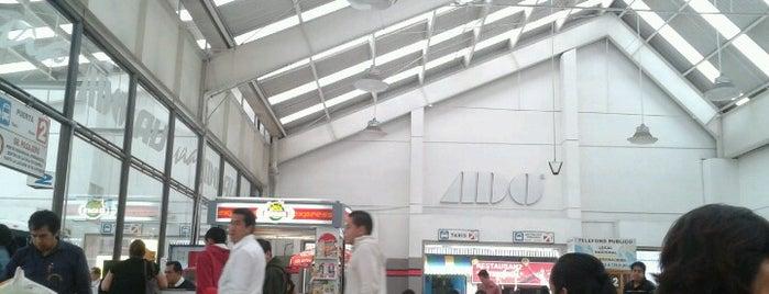 Terminal De Autobuses De Teziutlan (CATEZ) is one of Lugares historicos en mi vida.