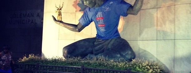 The Spirit of Detroit by Marshall Fredericks is one of World Heritage Sites!!!.