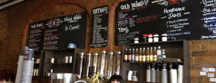 Atomica Caffe is one of See You In Melbourne.