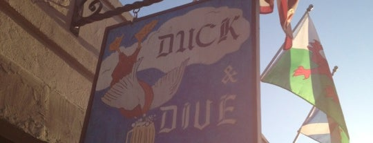 Duck & Dive Pub is one of Orte, die Bree gefallen.