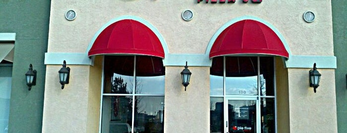 Pie Five Pizza is one of Dallas Restaurants List#1.