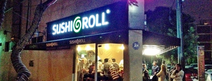Sushi Roll is one of Locais curtidos por Fernanda.