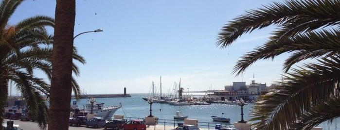 Porto di Bari is one of Italia.