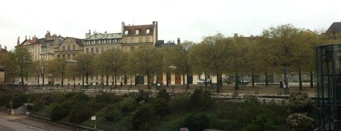 Esplanade Saint-Antoine is one of Genève 🇨🇭.