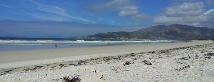 Praia de Carnota is one of Playas de España: Galicia.
