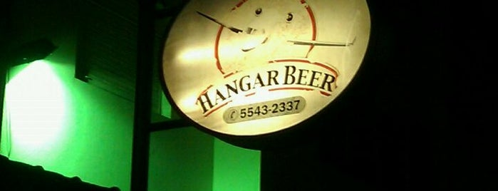 Hangar Beer is one of Barzinho.
