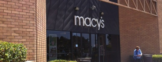 Macy's is one of Lieux sauvegardés par Mme..