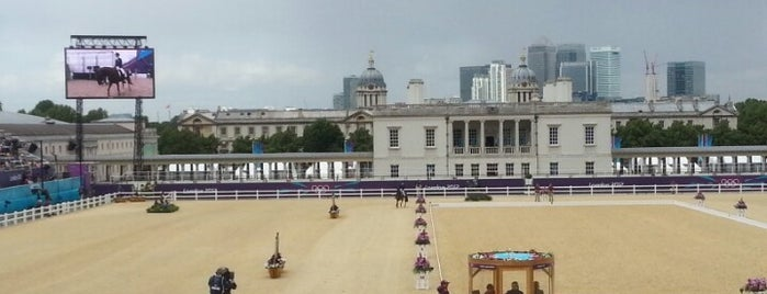London 2012 Equestrian Venue is one of United Kingdom, UK.
