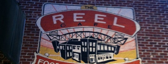 The Reel Café is one of Casual Restaurants.