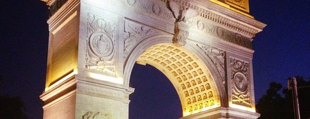 Washington Square Arch is one of NEW YORK CITY : Manhattan in 10 days! #NYC enjoy.