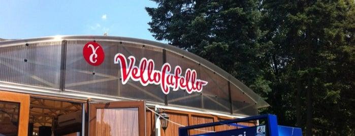 VelloCafello is one of Иришка : понравившиеся места.
