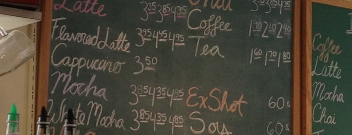DockSquareCoffeeHouse is one of Southern Maine Favorites.