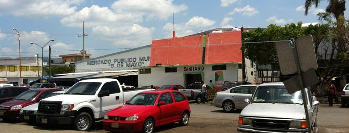 Mercado 5 de Mayo is one of Angie : понравившиеся места.