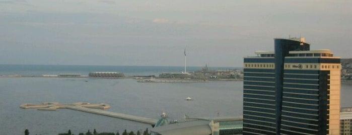 Landmark Hotel is one of Best places in Baku.
