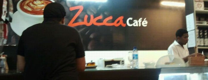 Zucca Café is one of Specialty Coffee.
