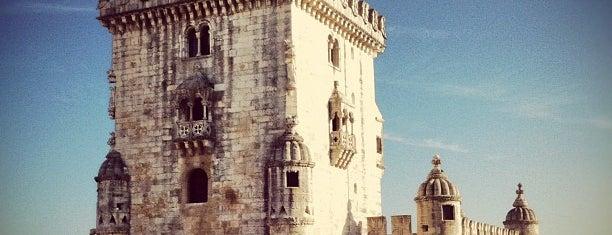 Torre de Belém is one of 101 coisas para fazer em Lisboa antes de morrer.
