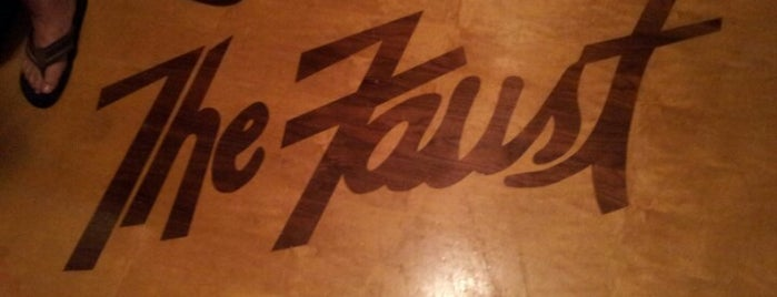 The Historic Faust Hotel & Microbrewery is one of Texas Places to Try.