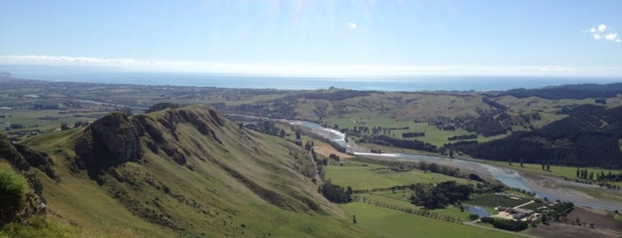 Te Mata Peak is one of New Zealand.