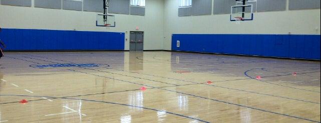 Orlando Magic Community Recreation Center (Goldenrod) is one of USA 5.