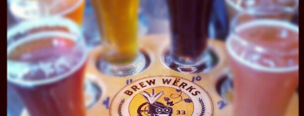Old Mill Brew Wërks is one of Central Oregon Breweries.