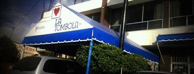 Pizzería La Tómbola is one of Comida.