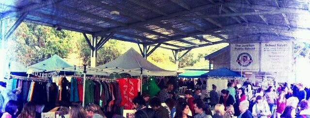 Olive Tree Markets is one of Sydney Markets.