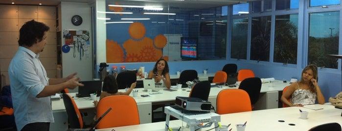 Coworking em Brasília