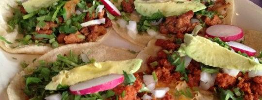 Taqueria El Azteca & Taco Truck is one of Sam 님이 저장한 장소.