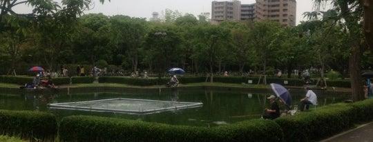 Gyosen Park is one of 東京ココに行く! Vol.43.