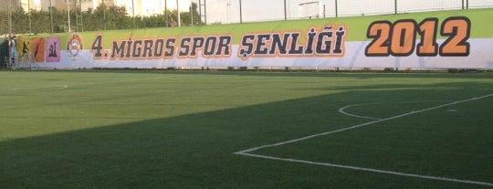 Taç Spor is one of Lieux qui ont plu à FB.