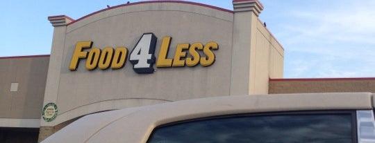 Food 4 Less is one of Steve 'Pudgy''ın Beğendiği Mekanlar.