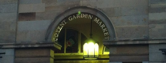 Covent Garden is one of London: To-Go.