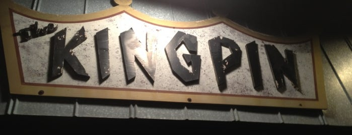 The King Pin Bar is one of New Orleans.