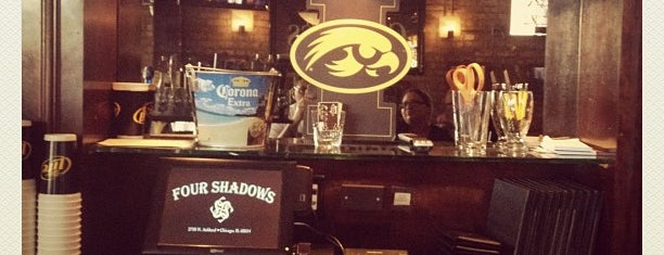 Four Shadows is one of Visited Bars.