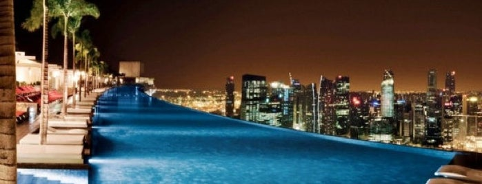 Sands SkyPark is one of Singapore/シンガポール.