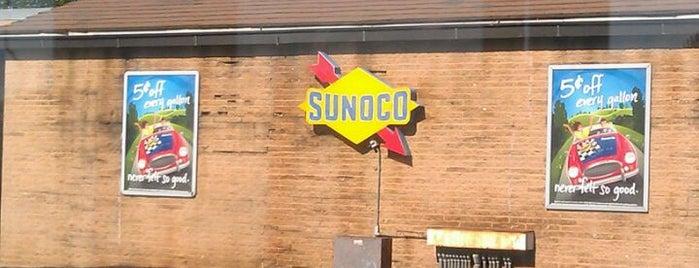 Sunoco is one of Tempat yang Disukai Bianca.