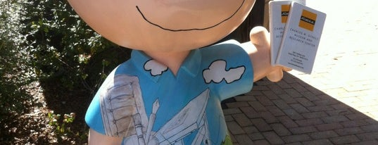 Charles M. Schulz Museum & Research Center is one of USA.