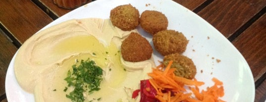 Falafel House is one of İstanbul.
