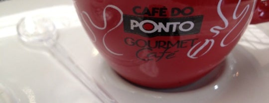 Café do Ponto is one of Feitos, realizados, experimentados, done.