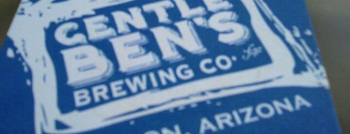 Gentle Ben's Brewing Co. is one of AZ Breweries.