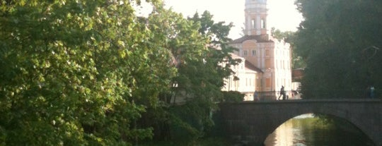 Alexander Nevsky Lavra is one of Sight-Seeing in SPB.