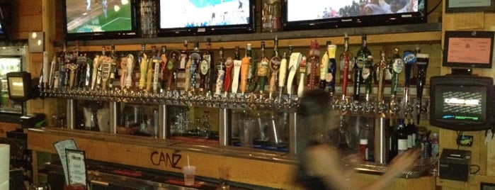 Canz @ Citi Roadhouse is one of Sports Bars-To-Do List.