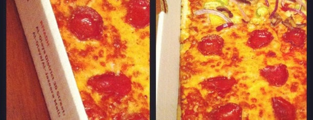 Pizza Fusion is one of Where, When & Who List-1!.