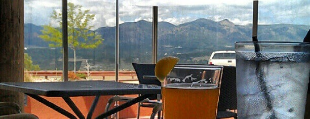 Colorado Mountain Brewery is one of Mileage Plus Dinning in Colorado Springs.