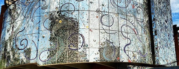 American Visionary Art Museum is one of The Great Baltimore Check In 2012.