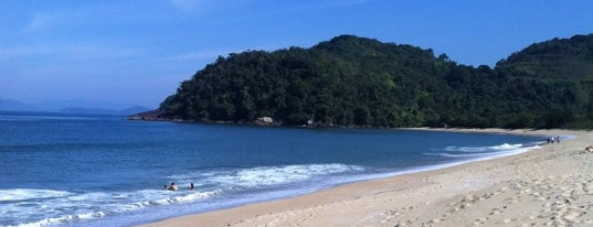 Praia do Prumirim is one of Locais curtidos por Luciano.