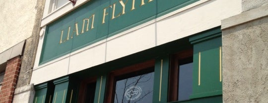 Liam Flynn's Ale House is one of the great baltimore checkin.