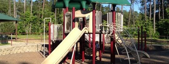 C. M. Herndon Park is one of John : понравившиеся места.