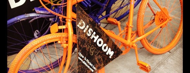 Dishoom is one of #londontour.